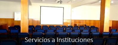Servicios a Instituciones