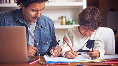 Algunas conductas de los padres que entorpecen la educación de sus hijos.