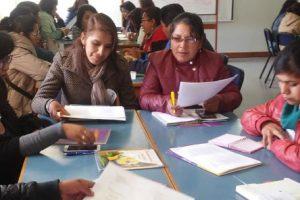 Talleres de Formación Continua para Docentes Mediadores de Aulas Lectoras 2017