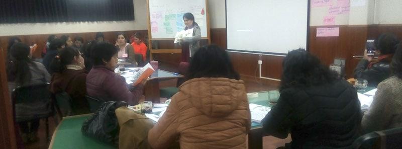 II Curso Taller de Formación Continua para Docentes Mediadores de las Aulas Lectoras